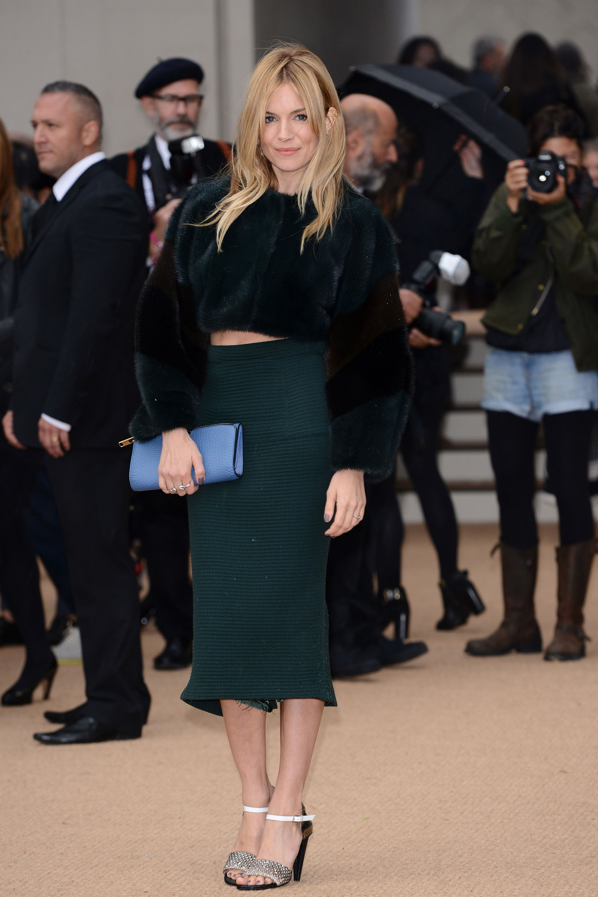 How to style your pencil skirt now: 10