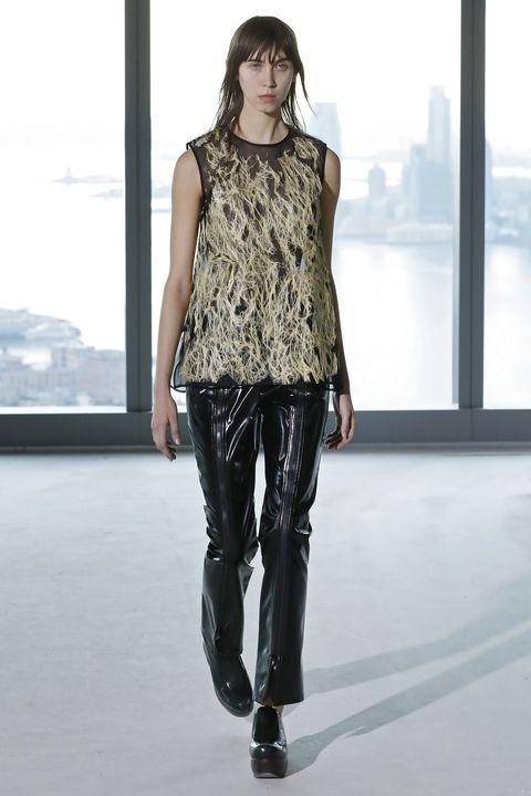 Sies Marjan Herfst/Winter 2020 show in New York.