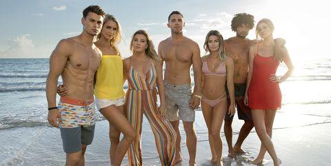 People on beach, Fun, Vacation, Beach, Summer, Sea, Leisure, Tourism, Swimwear, Bikini,