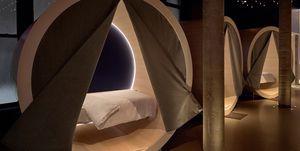 Casper rentabiliza las siestas de Nueva York con The Dreamery