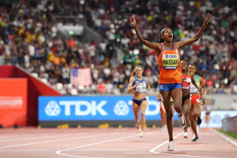 Sifan Hassan, 1.500, Doha 2019, Mundial de atletismo, Salazar