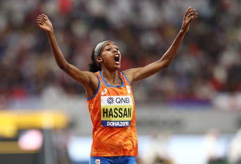 sifan hassan, atletismo, juegos olimpicos de tokio