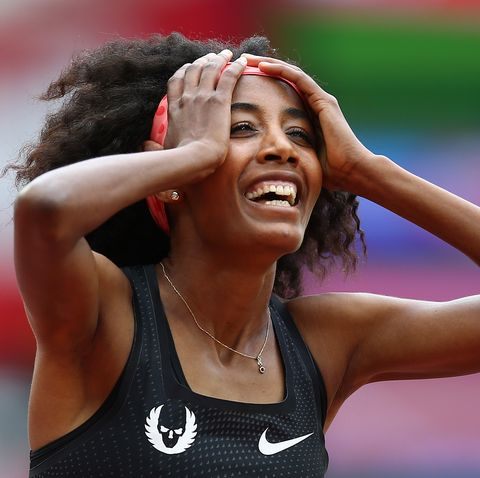 Sifan Hassan Breaks World Record in the Mile
