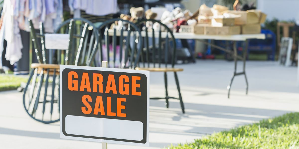 40 Garage Sale Finds That Could Secretly Be Worth a Ton