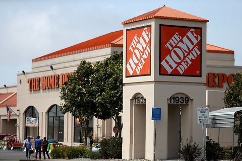 Home Depot Reports Earnings That Far Surpass Wall Street's Expectations