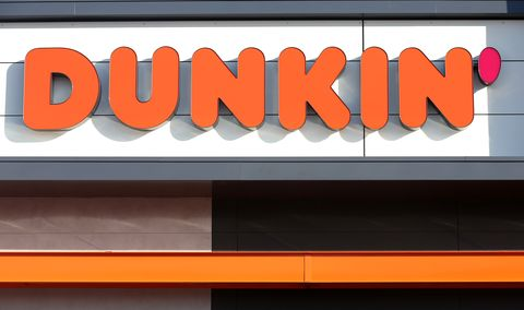 dunkin' opens rebranded store in quincy, ma