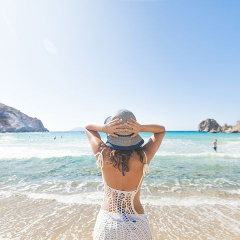 sign up to good housekeeping holidays' email