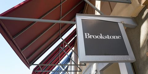 Brookstone closing