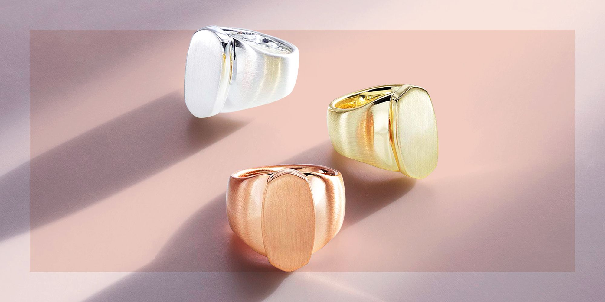 11 Cool Signet Rings That Look Nothing Like Your Dad\'s - Best Signet ...