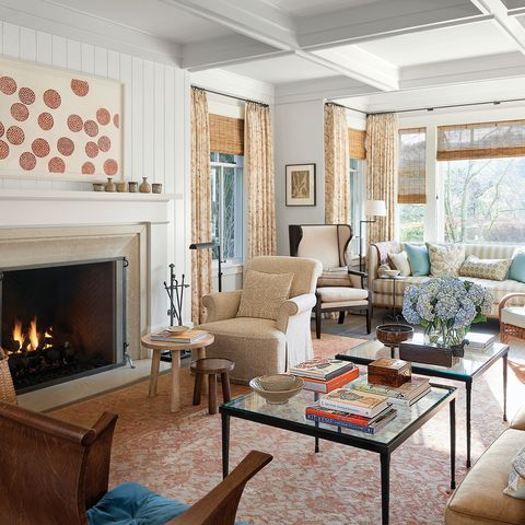 Tour A Rebuilt And Refreshed California Home Damaged By Fire