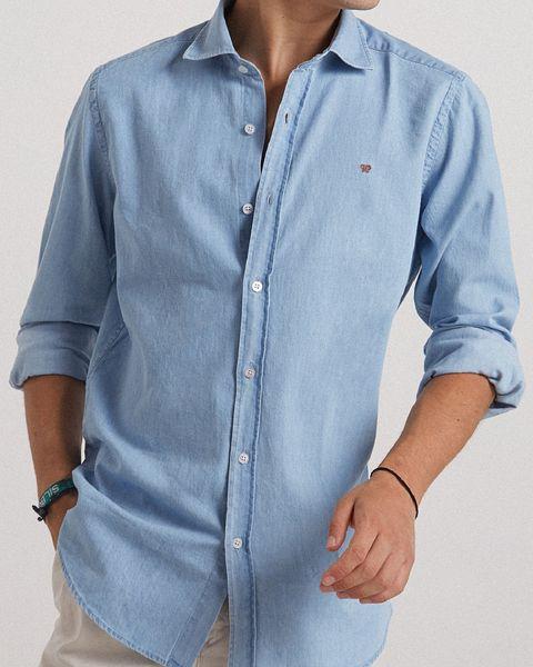 camisa, camisa silbon, silbon