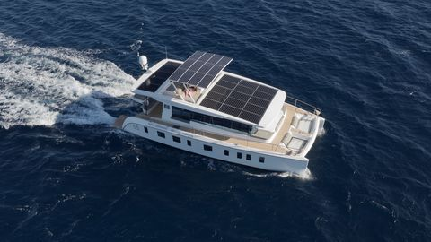 This Solar Powered Yacht Will Never Ever Run Out Of Energy