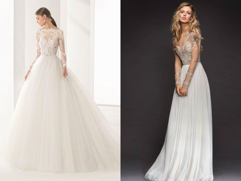 Vote On What You Want Meghan Markle S Wedding Dress To Look Like