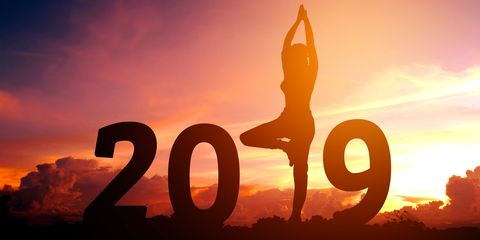 healthy goals for 2019