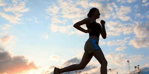 Jenny Silhouette Runner in Field Form