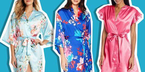 silk robes best 2018