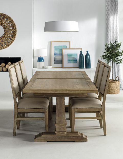 Tendencias sillas de comedor el corte ingl s sillas de for Mesas y sillas de jardin en el corte ingles