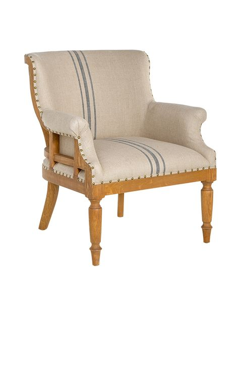 Furniture, Chair, Outdoor furniture, Beige, Club chair, Armrest, Comfort,