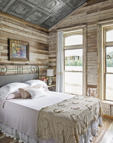 silo guesthouse grey bedrooms