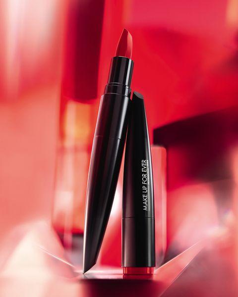 el tono 402 del labial rouge artist, de make up for ever