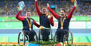 Rio Paralympics - Day 6