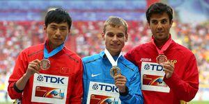 Miguel Ángel López y las otras medallas recuperadas del atletismo español por el dopaje de los rusos