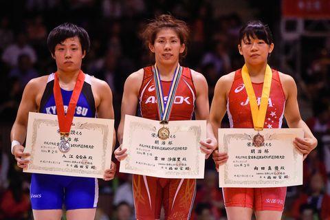 All Japan Wrestling Championships - Day 3 入江ななみ
