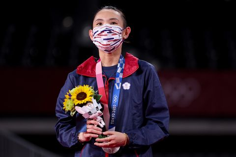 badminton  olympics day 9