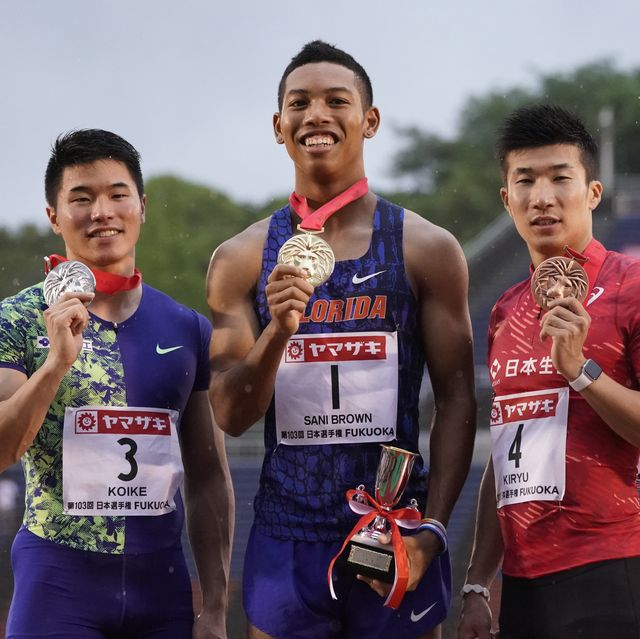 103rd JAAF Athletics Championships - Day 4