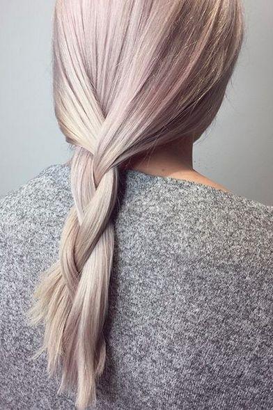 Hair, Hairstyle, Blond, Long hair, Hair coloring, Shoulder, Brown hair, Neck, Layered hair, Silver,