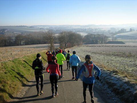 Silvester Marathon