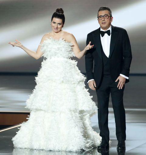 Silvia Abril vestidos premios Goya 2020