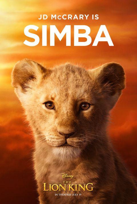 el rey leon posters