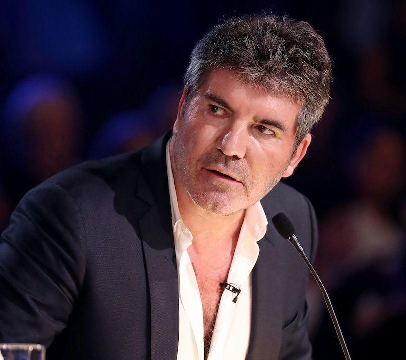 Simon Cowell lauren silverman