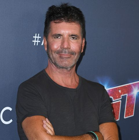 Simon Cowell S Back Injury Addressed By America S Got Talent