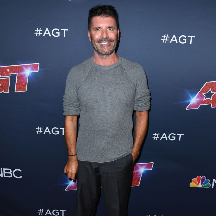 Simon Cowell Looks Dramatically Different After His New Vegan Diet Led To A 20 Pound Weight Loss
