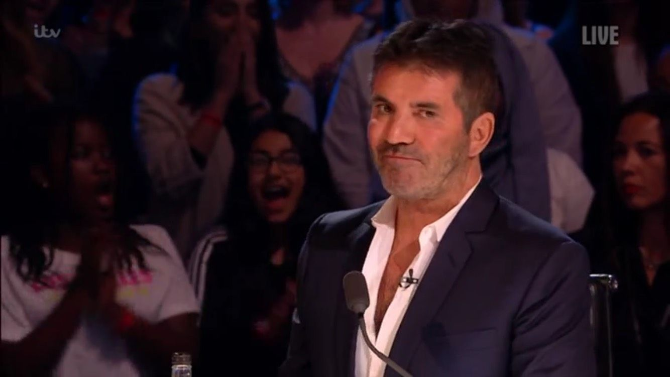 Simon Cowell announces the future of The X Factor and Britain's Got Talent on ITV