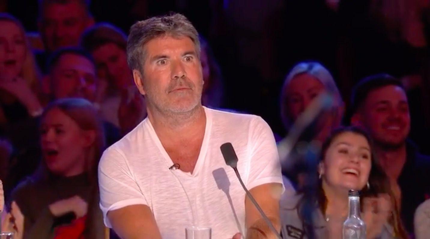 Britain's Got Talent's Simon Cowell and Alesha Dixon tease David Walliams as they reunite on US version