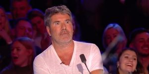 Simon Cowell horrified by Britain's Got Talent act