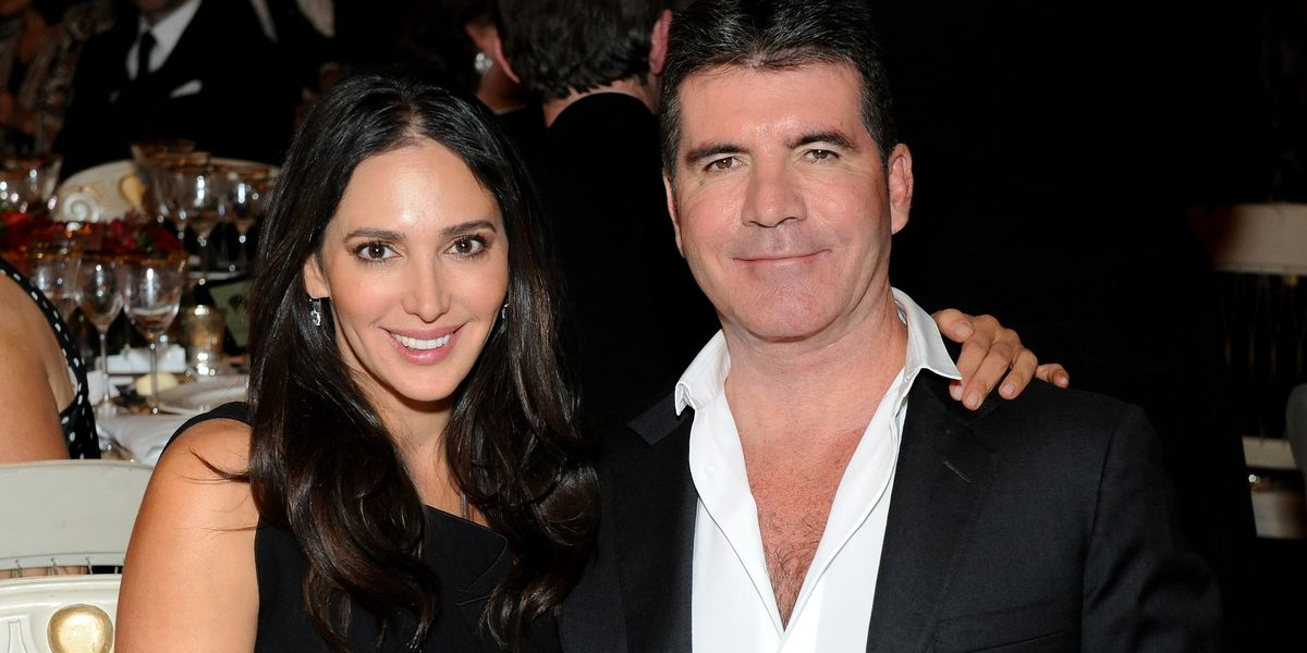 Simon Cowell and Lauren Silverman's Love Story - Is the 'AGT ...