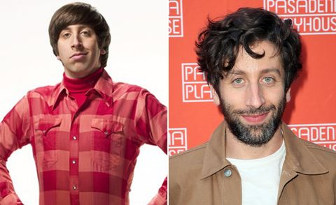 Simon Helberg, The Big Bang Theory, then and now