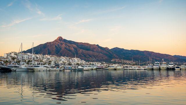 porti di lusso mediterraneo