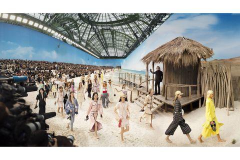 Simon Procter, Chanel Shows