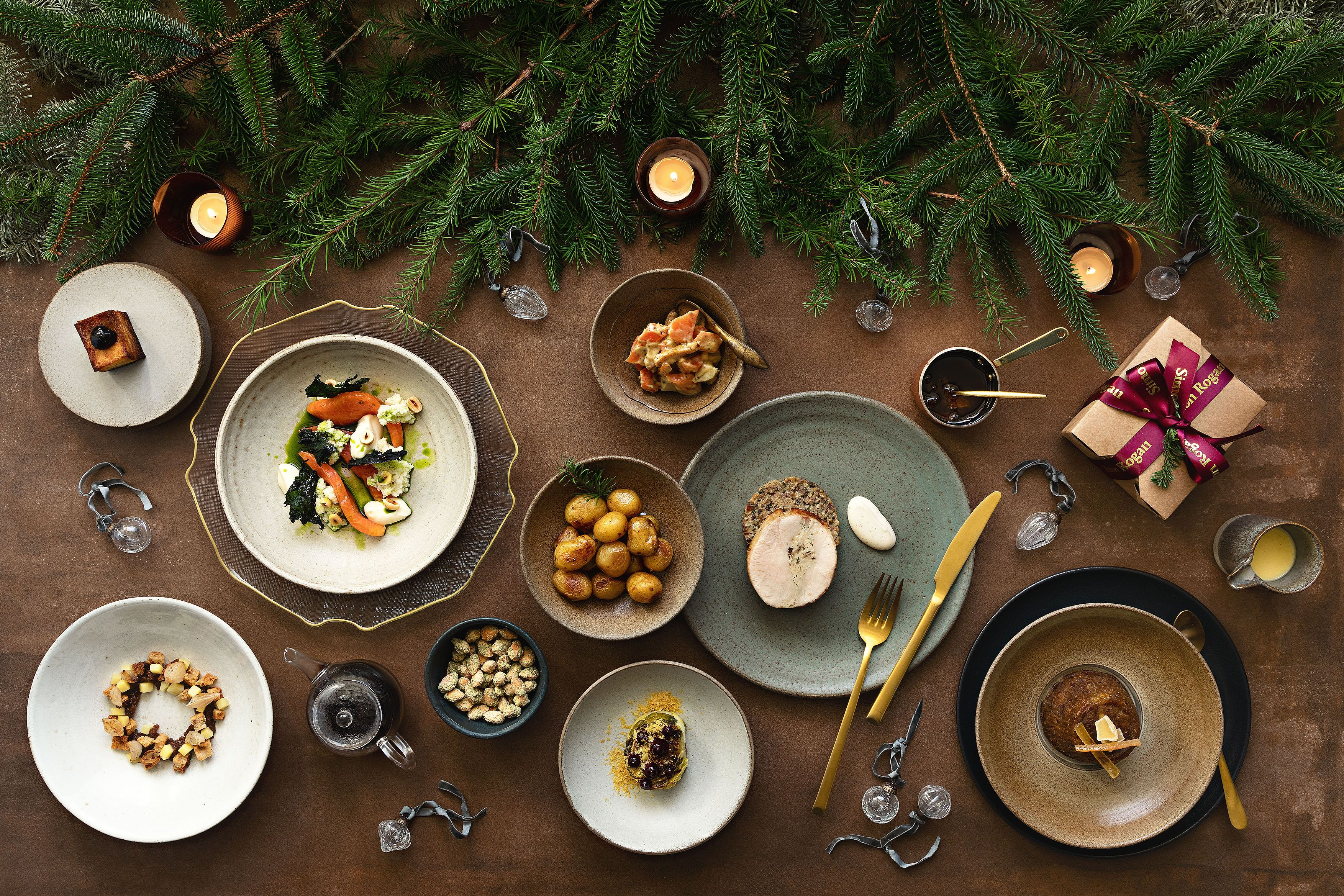 Our guide to the best Christmas food delivery services