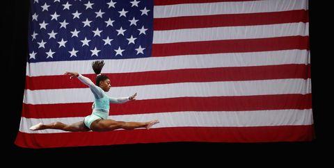 simone biles2018 us gymnastics championships