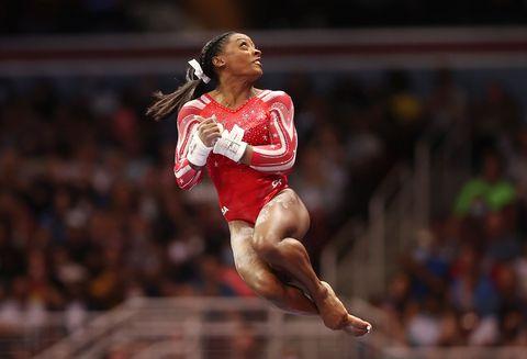 simone biles, gimnasia artistica, juegos olimpicos de tokio