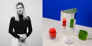 ELLE Decoration spreekt wekelijks met een vooruitstrevende designer. Dit keer: Simone Smelt.