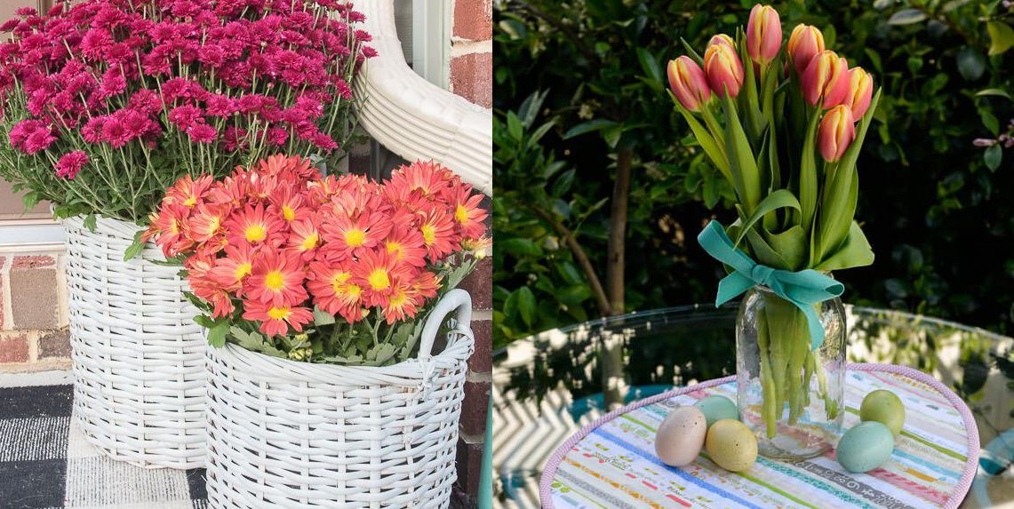 20 Outdoor Easter Decoration Ideas for the Prettiest Easter Ever