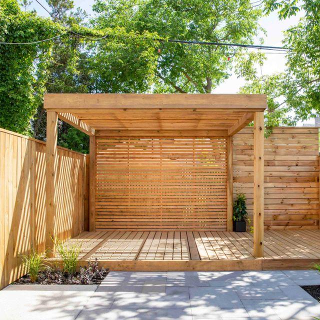 simple backyard projects