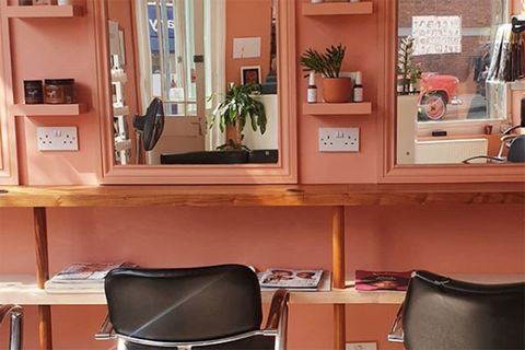 best afro hair salons in London